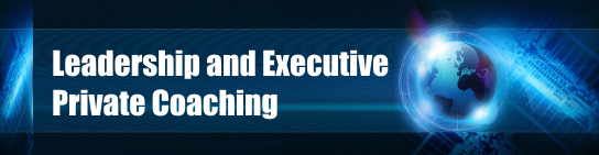 Leaders and Executives private coaching